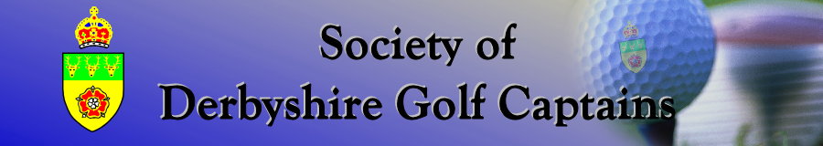 Society of Derbyshire Golf Captains